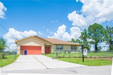 1127 Antonio E ST, Lehigh Acres, FL 33974 - MLS#: 218051604