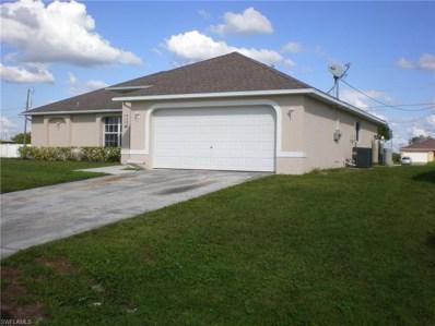 1305 9th AVE, Cape Coral, FL 33909 - MLS#: 218051627