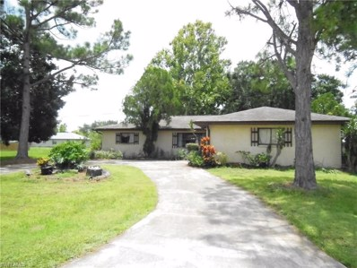 14019 Marquette BLVD, Fort Myers, FL 33905 - MLS#: 218051655