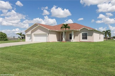 1013 8th PL, Cape Coral, FL 33993 - #: 218051668