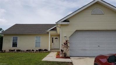 3123 12th Sw ST, Lehigh Acres, FL 33976 - MLS#: 218051759