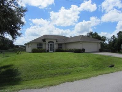 802 5th AVE, Lehigh Acres, FL 33972 - MLS#: 218051864