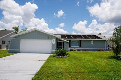 307 10th TER, Cape Coral, FL 33990 - MLS#: 218051993