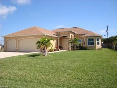 4121 10th AVE, Cape Coral, FL 33914 - MLS#: 218052000