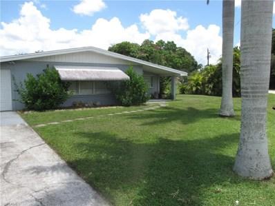 13322 Caribbean BLVD, Fort Myers, FL 33905 - MLS#: 218052013