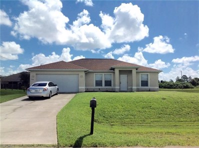 3909 16th AVE, Cape Coral, FL 33909 - MLS#: 218052087