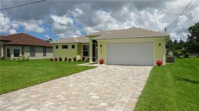 1623 13th TER, Cape Coral, FL 33991 - MLS#: 218052195