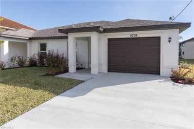4709 Skyline BLVD, Cape Coral, FL 33914 - MLS#: 218052310