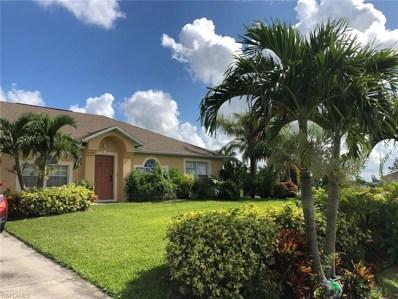 107 9th ST, Cape Coral, FL 33993 - MLS#: 218052311