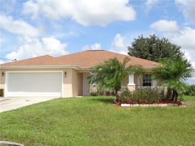 2912 70th W ST, Lehigh Acres, FL 33971 - MLS#: 218052434