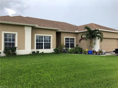 452 3rd AVE, Cape Coral, FL 33909 - MLS#: 218052550