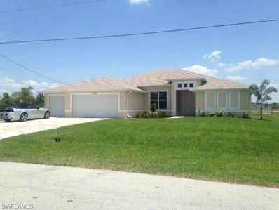3329 8th CT, Cape Coral, FL 33914 - MLS#: 218052651