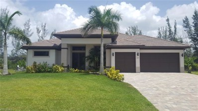 229 Old Burnt Store N RD, Cape Coral, FL 33993 - MLS#: 218052688