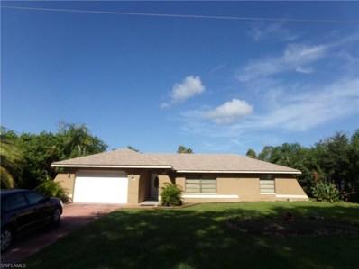 919 Roosevelt AVE, Lehigh Acres, FL 33936 - MLS#: 218052717