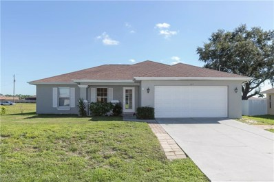 615 29th TER, Cape Coral, FL 33993 - MLS#: 218052770