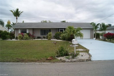 1130 28th TER, Cape Coral, FL 33904 - #: 218052811