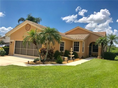 606 Aston Lake CT, Lehigh Acres, FL 33974 - MLS#: 218052861
