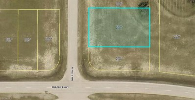 5 17th PL, Cape Coral, FL 33993 - MLS#: 218052875