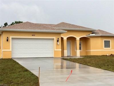 4013 34th Sw ST, Lehigh Acres, FL 33976 - MLS#: 218053021