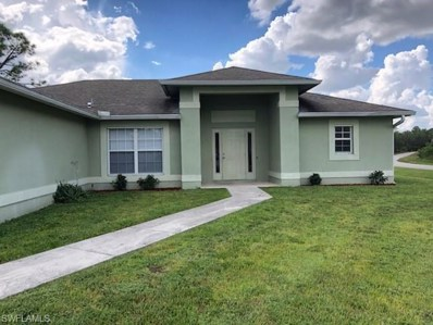 1909 Marlay AVE, Lehigh Acres, FL 33972 - MLS#: 218053052