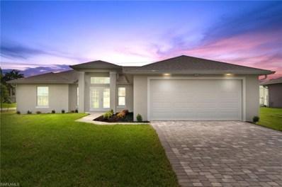 2517 1st ST, Cape Coral, FL 33991 - MLS#: 218053059