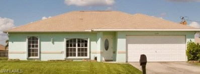 1105 9th ST, Cape Coral, FL 33993 - #: 218053094