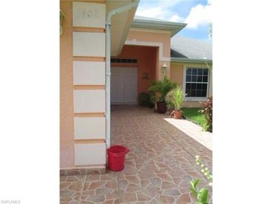 1402 9th TER, Cape Coral, FL 33909 - MLS#: 218053099