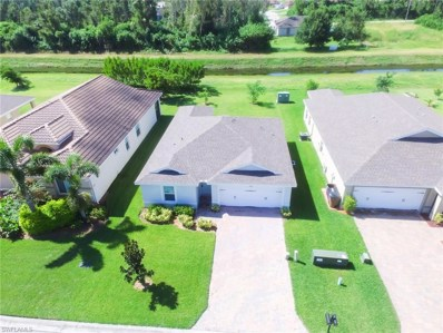10356 Canal Brook LN, Lehigh Acres, FL 33936 - #: 218053495