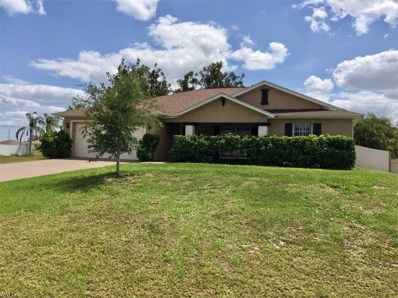 124 14th ST, Cape Coral, FL 33993 - MLS#: 218053522