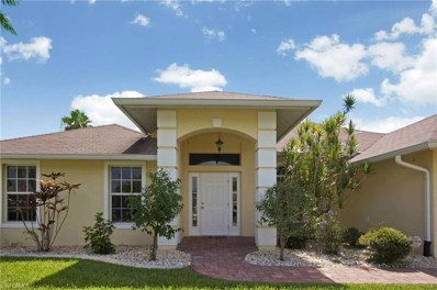 523 23rd AVE, Cape Coral, FL 33990 - MLS#: 218053578
