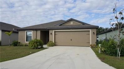 390 Shadow Lakes DR, Lehigh Acres, FL 33974 - MLS#: 218053648