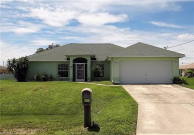 2502 1st AVE, Cape Coral, FL 33909 - MLS#: 218053696