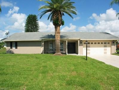 3906 13TH AVE, Cape Coral, FL 33904 - MLS#: 218053709