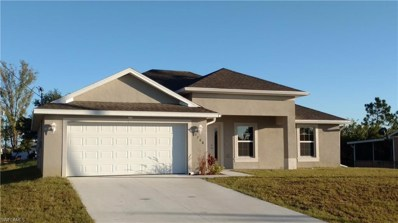 2903 26th Sw ST, Lehigh Acres, FL 33976 - MLS#: 218053888