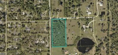 11030 Lazy Acres LN, Fort Myers, FL 33905 - MLS#: 218054029