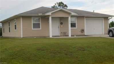 2818 66th W ST, Lehigh Acres, FL 33971 - MLS#: 218054065