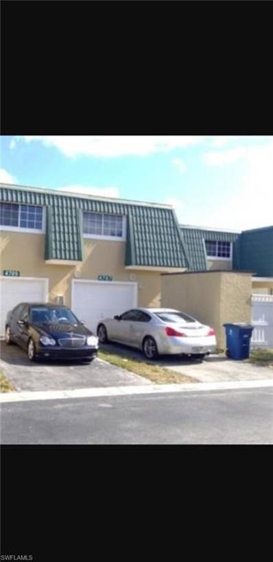 4787 Albacore LN, Fort Myers, FL 33919 - MLS#: 218054209