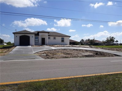 2223 Nelson N RD, Cape Coral, FL 33993 - MLS#: 218054301