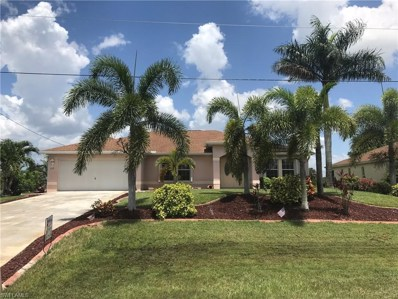 2217 8th TER, Cape Coral, FL 33993 - MLS#: 218054323