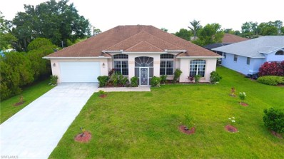 824 17th ST, Cape Coral, FL 33991 - #: 218054335