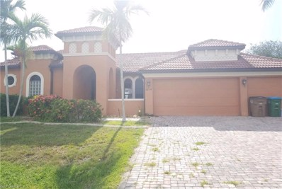 5214 22nd AVE, Cape Coral, FL 33914 - MLS#: 218054419