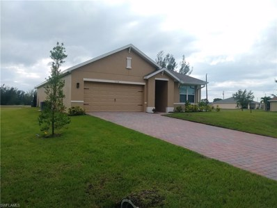 1110 24th PL, Cape Coral, FL 33991 - #: 218054585