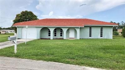 117 Sebring CIR, Lehigh Acres, FL 33936 - MLS#: 218054682