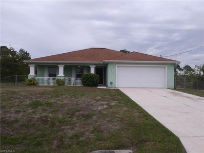 3012 69th W ST, Lehigh Acres, FL 33971 - MLS#: 218054787