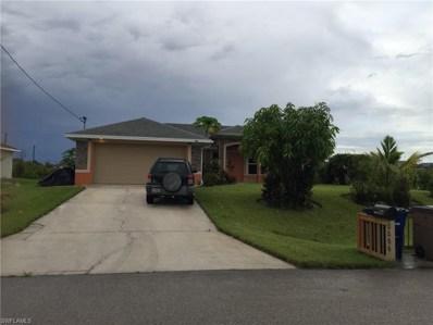 3506 13th Sw ST, Lehigh Acres, FL 33976 - MLS#: 218054927