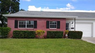 6913 Tee WAY, Fort Myers, FL 33919 - MLS#: 218054958