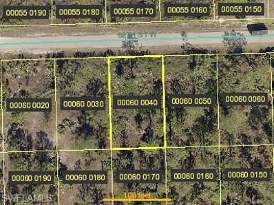 3413 68th W ST, Lehigh Acres, FL 33971 - MLS#: 218055007