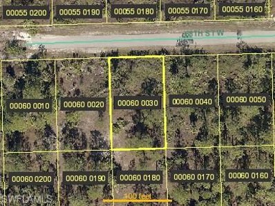 3415 68th W ST, Lehigh Acres, FL 33971 - MLS#: 218055008