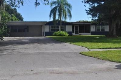 645 Del Monte AVE, Clewiston, FL 33440 - MLS#: 218055011