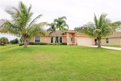 1816 38th TER, Cape Coral, FL 33914 - MLS#: 218055108